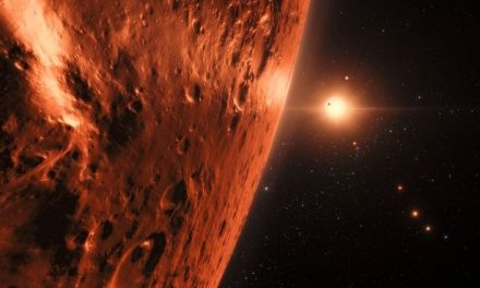 Signs of WATER on three Earth-like planets point to possible existence of alien life