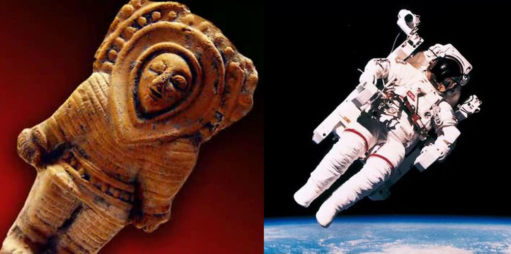 10 Ancient Artifacts Testify Our Antecedents Had Contact With Extraterrestrial Creatures