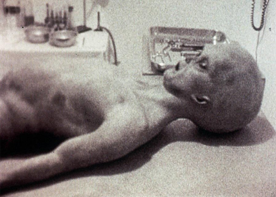 Is This A Real Image Depicting An Alien From The Roswell 1947 Incident