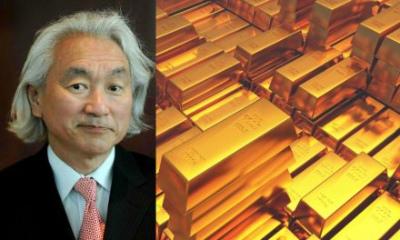 Michio Kaku Says Astronomy Reveals The Origin of Gold, Could Gold Mining In Space Be Next?