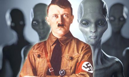 Nazi Space Aliens Are Not Attacking Us!