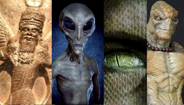 Six Well-Known Alien Species Are Battling Over Control Of Human Beings And Earth