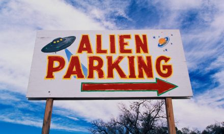 The curious case of the alien in the photo – and a mystery that took years to solve