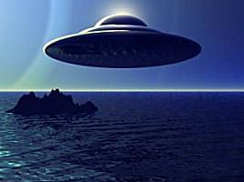 UFOs and Ships at Sea