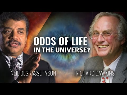 WATCH: What are the odds that there's alien life in outer space?