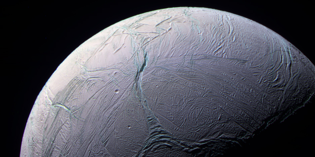 A Russian Billionaire Wants to Search for Alien Life on Enceladus