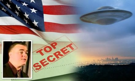 ALIEN BLACKOUT? How the US Air Force really was caught out 'covering up UFOs'