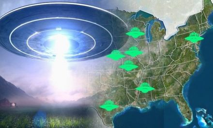 ALIEN MADNESS? USA sees spate of crazy UFO sightings over past 48 hours