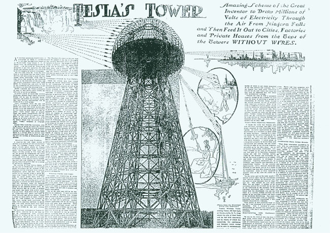 Ahead Of Its Time: Did Tesla Make Contact With Aliens?