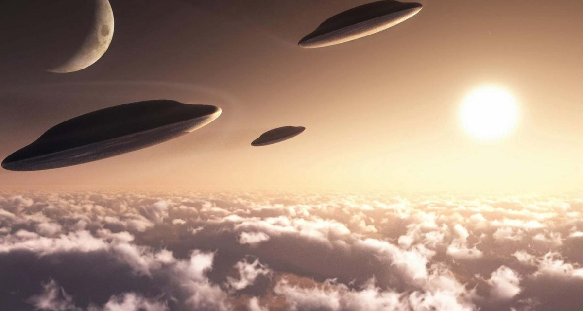 Another proof of alien life? Mysterious UFO spotted on German skies