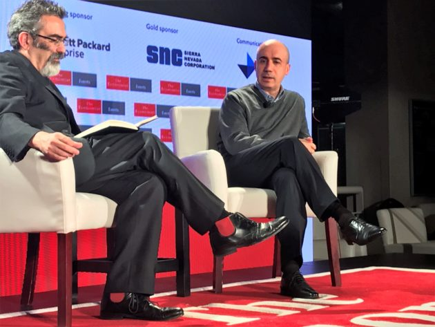 Billionaire Yuri Milner discusses his plan to look for life on Saturn moon – and his Russian connections