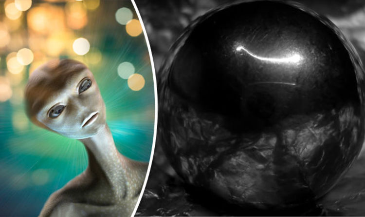 Did aliens drop this mysterious SATELLITE on Earth?