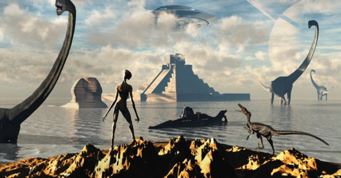 Don't Believe In Alien Life? You Need To See These Videos