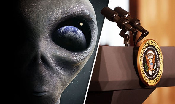 EXCLUSIVE: WORLD IS 'ABOUT TO BE TOLD ALIENS EXIST AND ARE HERE ON EARTH'