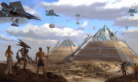 EXTRAORDINARY DOCUMENTARY TELLS US HOW ANCIENT ALIENS HELPED BUILD THE PYRAMIDS OF EGYPT