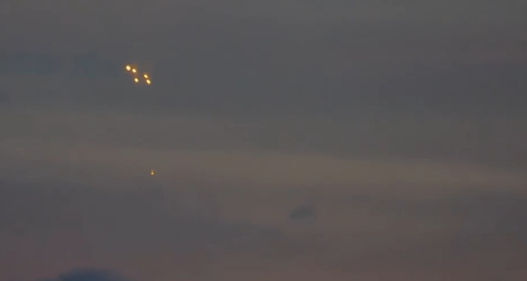 Fiery 'UFOs' spotted over Ukraine: Do we have rock-solid proof of aliens now?