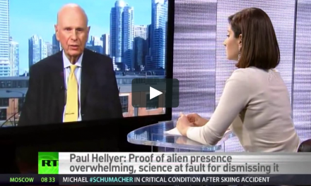 Former Minister Of Defense Claims Governements Are Hiding Alien Existence