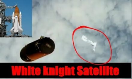 Mysterious white object spotted in a NASA launch footage [VIDEO]