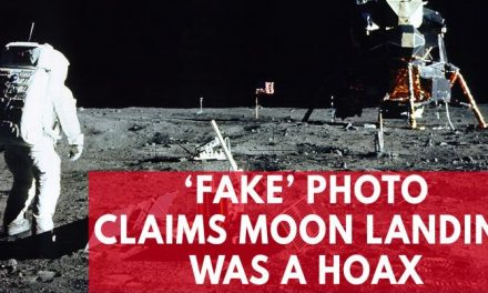 NASA's Apollo 17 Moon Landing A Hoax, Video Claims With Photographic 'Proof'