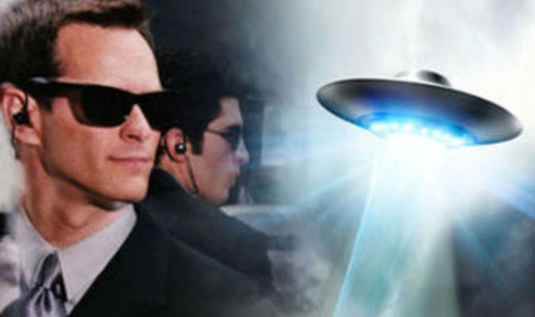 UFO hunter who 'found alien buildings on Mercury' says 'Men in Black' tried to silence him