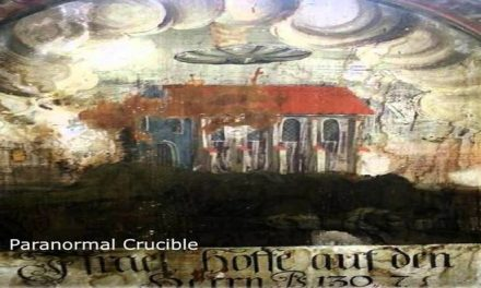 10 Historic Paintings That Clearly Show UFOs