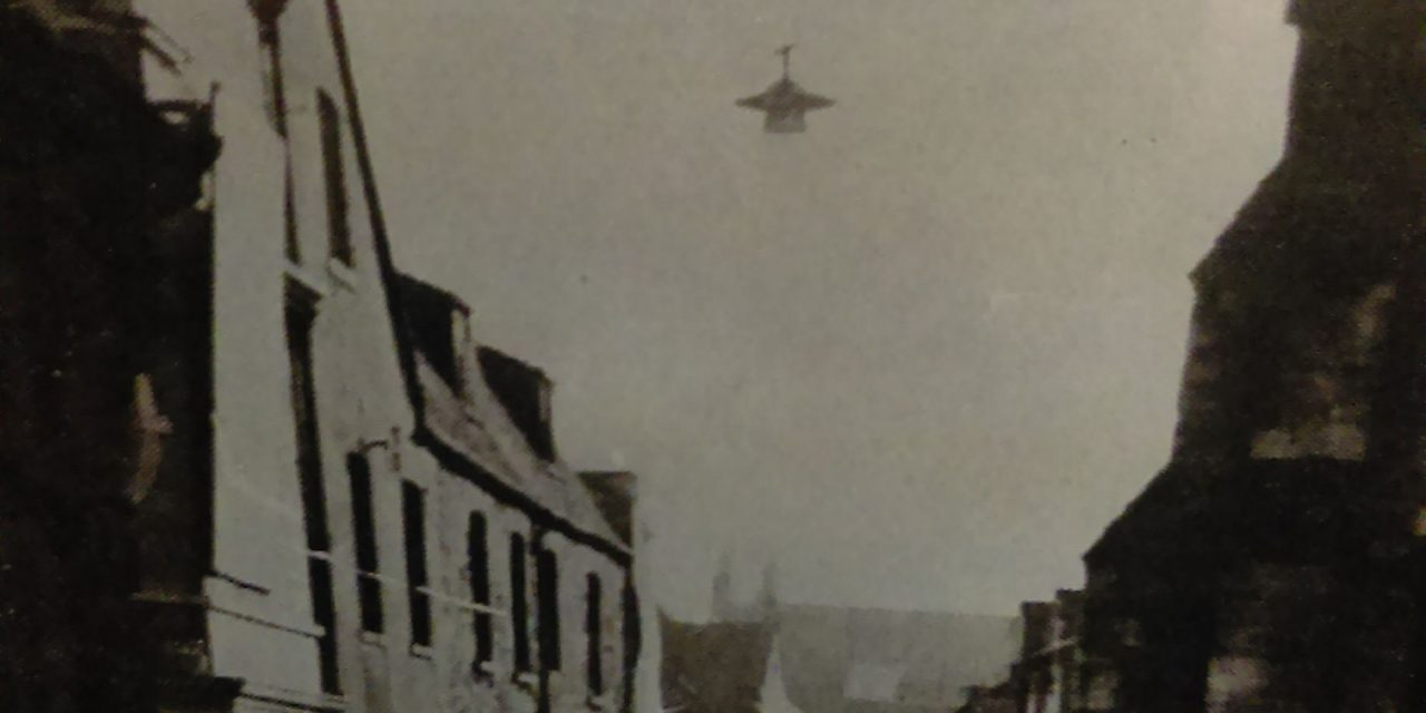 ALIENS EVERYWHERE: Why this 'UFO' sighting in Dorchester is just the tip of the iceberg