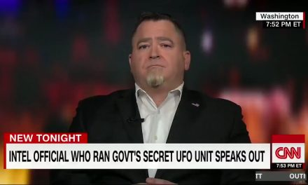 Former US Navy pilot's story of a UFO encounter takes internet by storm – Salon.com