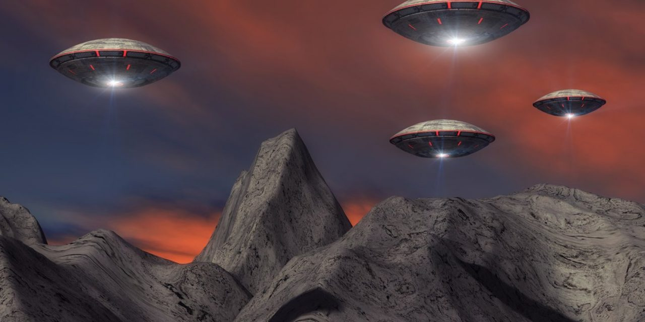 Humans Would Be Cool with Finding Aliens