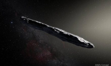 Interstellar asteroid Oumuamua could be an alien probe, says Stephen Hawking