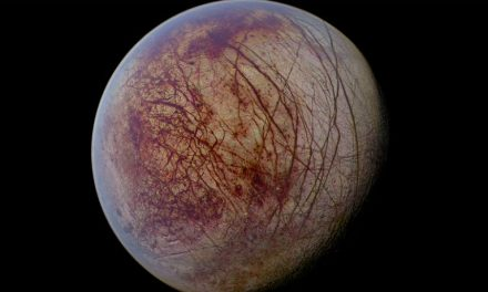 There's Evidence Of Alien Life On Jupiter's Moon Europa, According To New Research