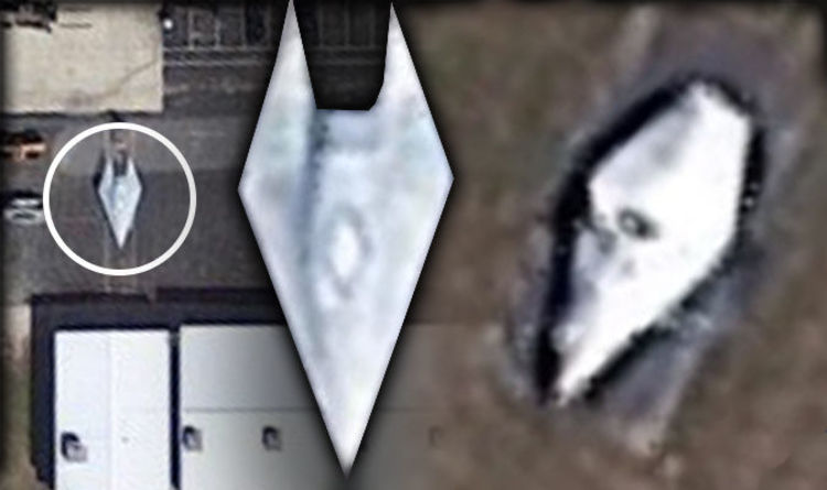 BUSTED? Has USAF been caught hiding 'alien tech UFO' in Florida on Google Earth?