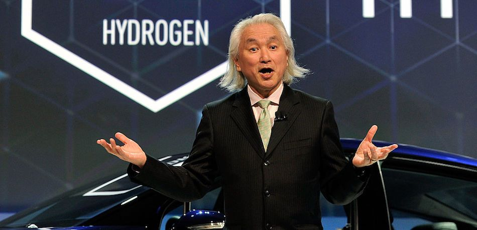 Michio Kaku: Physicist Predicts Humans Will Make Contact With Aliens Within This Century