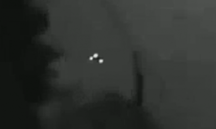 Clearest video yet of a triangular-UFO has emerged – is this the infamous TR-3 Black Mantra?