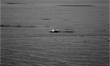 NASA ACCIDENTALLY PHOTOGRAPH AN ALIEN SPACECRAFT? MYSTERIOUS MARS FOOTAGE REMAINS UNEXPLAINED