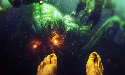 RUSSIA'S DEEP LAKES ARE POPULATED BY A RACE OF GIANT UNDERWATER HUMANOIDS?!