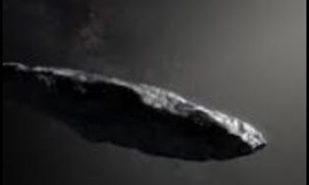 "Breaking: ""Interstellar Object Shocks Harvard Scientist"" Aliens? Demons?"