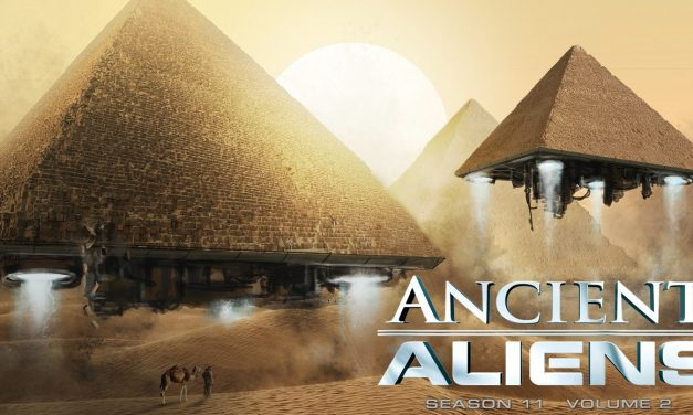 """Ancient Aliens: Season 11 – Volume 2"" Beams Down To DVD March 12""Ancient Aliens: Season 11 – Volume 2"" Beams Down To DVD March 12 – Irish Film Critic"