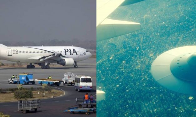 A PIA Pilot Allegedly Spotted A UFO During His Flight To Sukkur And The Details Are Spine-Chilling!