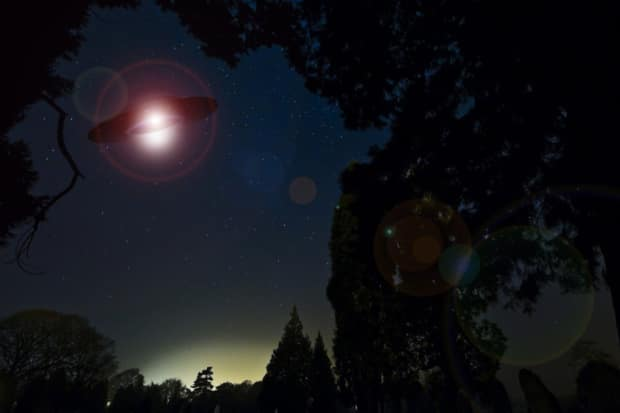 Could Ministry of Defence files shed new light on Derbyshire UFO sightings? – Buxton Advertiser