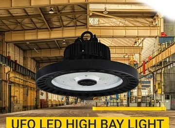 Install 150w UFO LED High Bay Lights at Larger Areas and Notice a Remarkable Lighting Change – Electronics, Dallas, TX