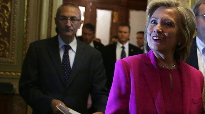 John Podesta Appeared on Ancient Aliens: Hillary Clinton Would've Declassified UFO Info.