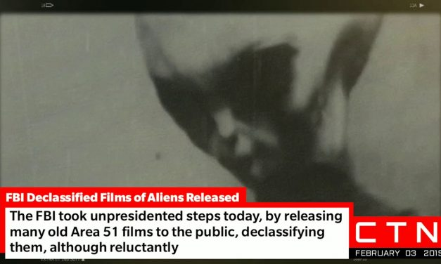 FBI Declassified Films of Aliens Released to Public – old Area 51 films – Breaking Historical News