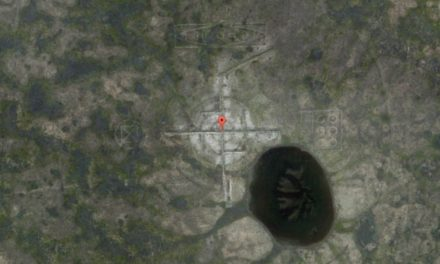 Is it a UFO? 10 bizarre Google Maps findings which could be the work of aliens