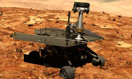 NASA Ends Opportunity Mission After Rover Goes Silent