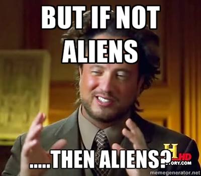 The Best of the Ancient Aliens Meme