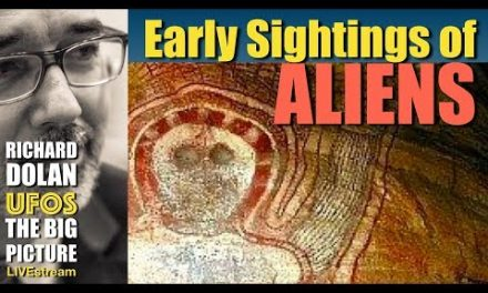 Early Sightings of Aliens. UFOs the Big Picture. Richard Dolan. | Free Kentucky