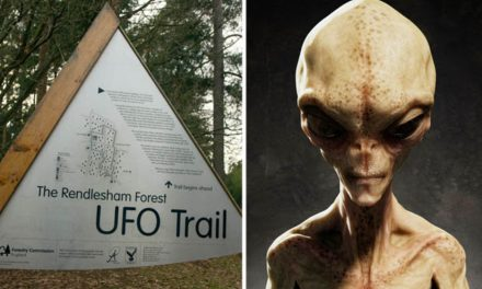 Aliens and flying saucers: Britain's UFO hotspots REVEALED