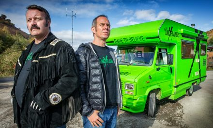 Broad Haven UFO sightings go under TV microscope in BBC show 'The Unexplainers'