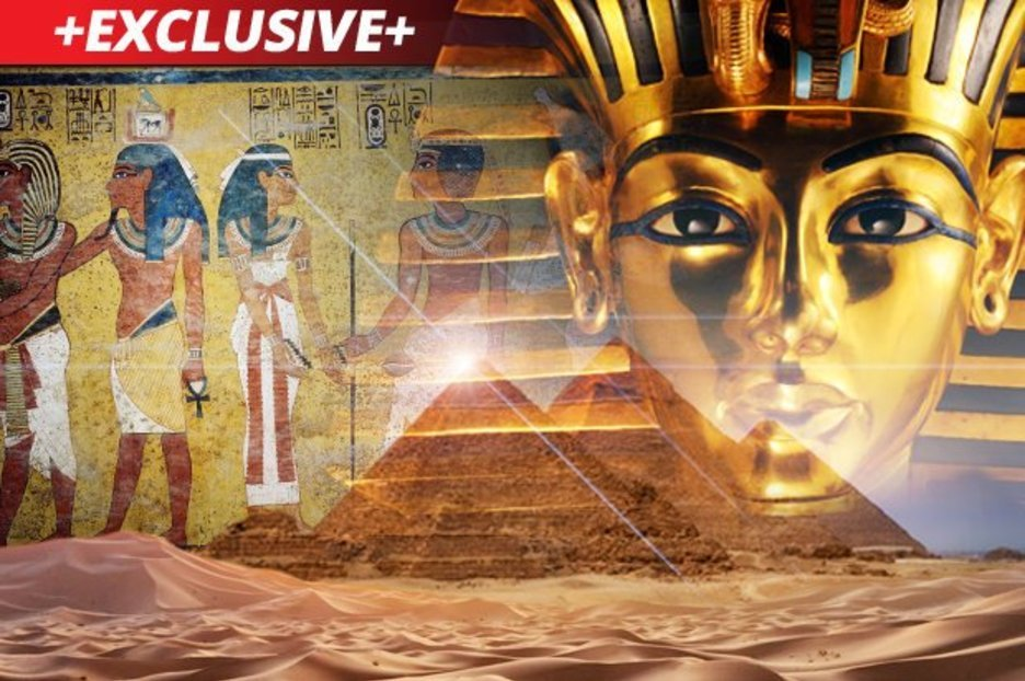 Egyptian pyramids 'AREN'T tombs and were built before Great Flood' | Daily Star