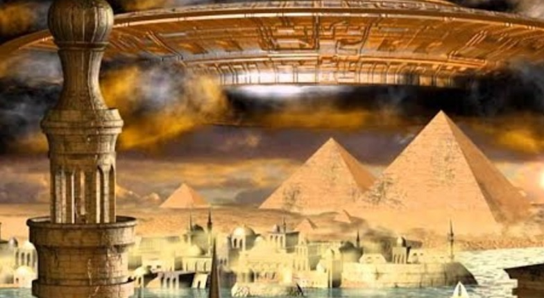 Video Displays Strong Evidence Ancient Aliens Planned Humanity